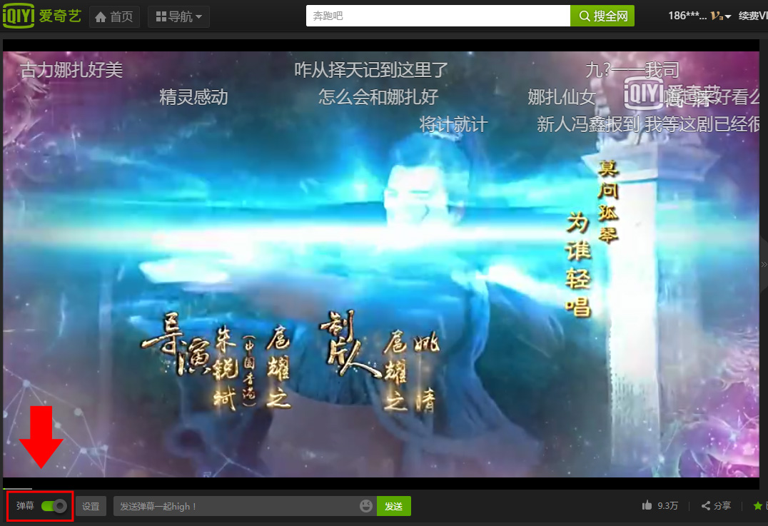Chinese User Behavior Insights: Bullet Video